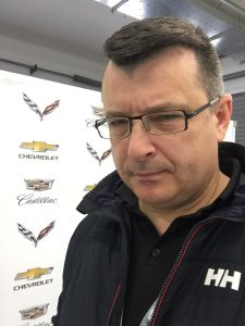 Вадим Шитко - Тренинг для дилеров «Chevrolet Camaro, Corvette & Cadillac CTS-V