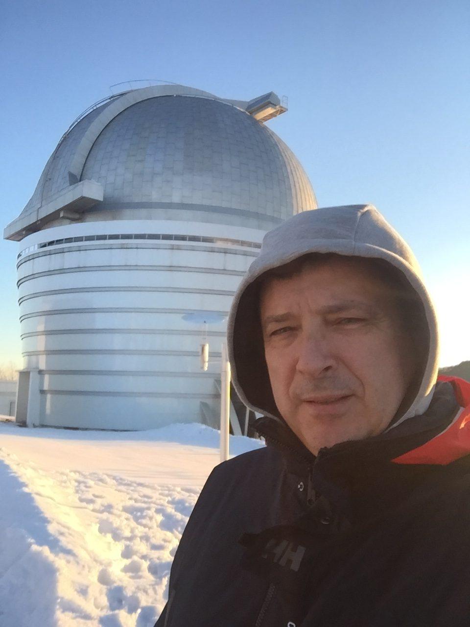 одна из крупнейших в Закавказье Шемахская астрофизическая обсерватория