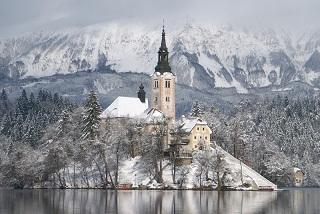 Opel Mokka: Наш путь лежит в Словению, в сказочный городок Блед