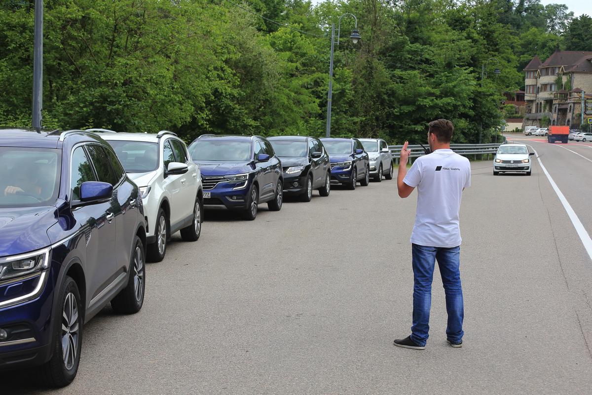 Буквально за 2 часа наши автомобили были протестированы практически во всех условиях, встречающихся на дорогах России