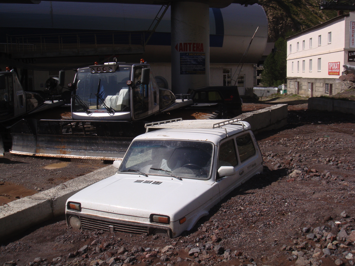 Ford Ranger: мы корректируем маршрут и активности дня с учетом перекрытых селью дорог