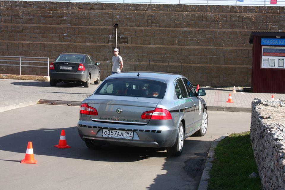 Skoda: В течении всего дня гости спортивного праздника, спортсмены и болельщики могли пройти тест-драйв любого автомобиля из модельного ряда Skoda по заранее разработанному нами увлекательному и безопасному маршруту