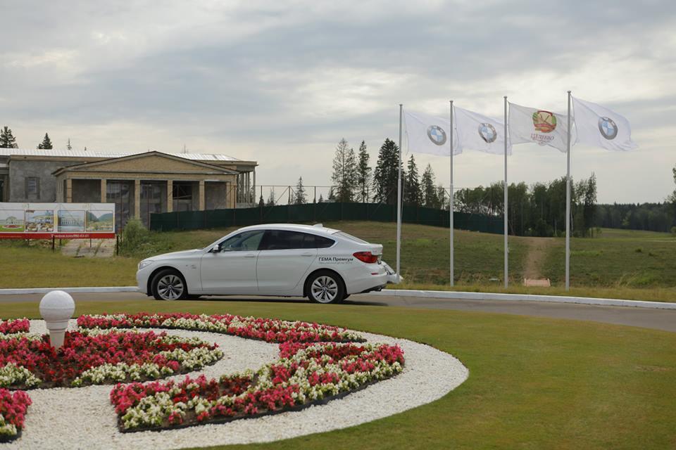 Тест-драйв модельного ряда BMW