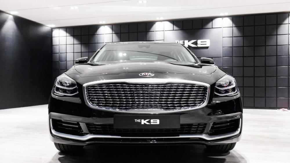 KIA K900(Quoris)