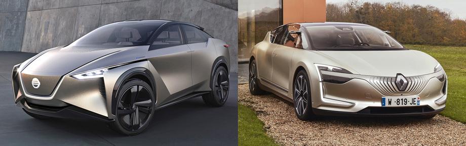 Nissan, Renault