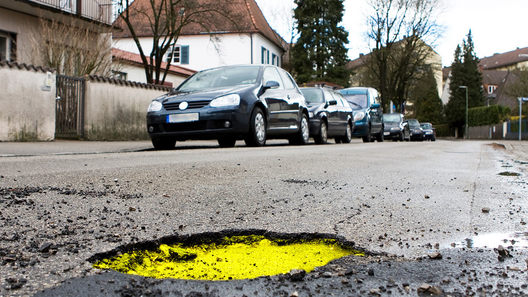 Самые плохие дороги на планете
