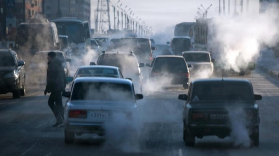 Экологический класс транспортного средства