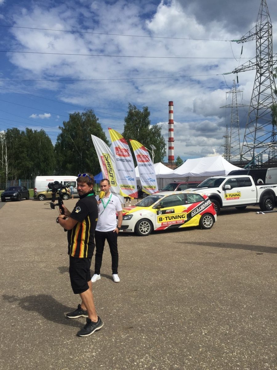 ПРО Движение-Авто Премиум Груп-В-Тюнинг – жаркий викенд на Смоленском кольце!
